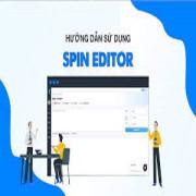 Hướng dẫn sử dụng Bộ công cụ Spin Content Editor